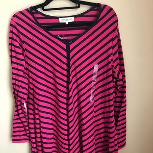 NWT Jones New York blouse